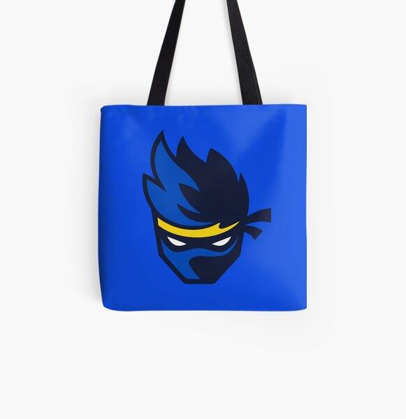 ninja All Over Print Tote Bag