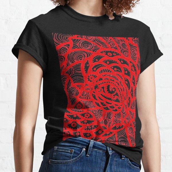 Yeux rouges T-shirt classique