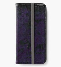 USGS TOPO Map Louisiana LA Dowden Creek 20120405 TM Inverted iPhone Wallet/Case/Skin