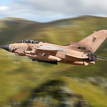 Pinky Thunders Through by aviationart
