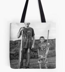 The Boys Next Door Tote Bag