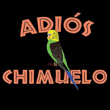 Adios Chimuelo funny Chile internet meme by Gifafun