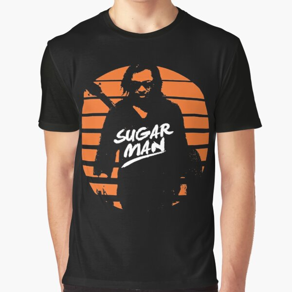 Sixto Rodriguez - Sugar Man Graphic T-Shirt