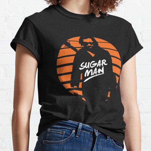 Sixto Rodriguez - Sugar Man Classic T-Shirt