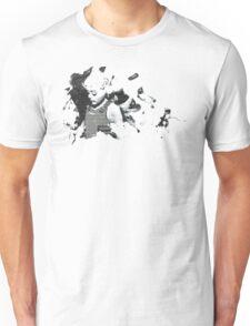 Banksy Angel Unisex T-Shirt