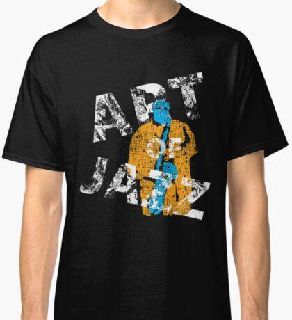 Art of Jazz Classic T-Shirt