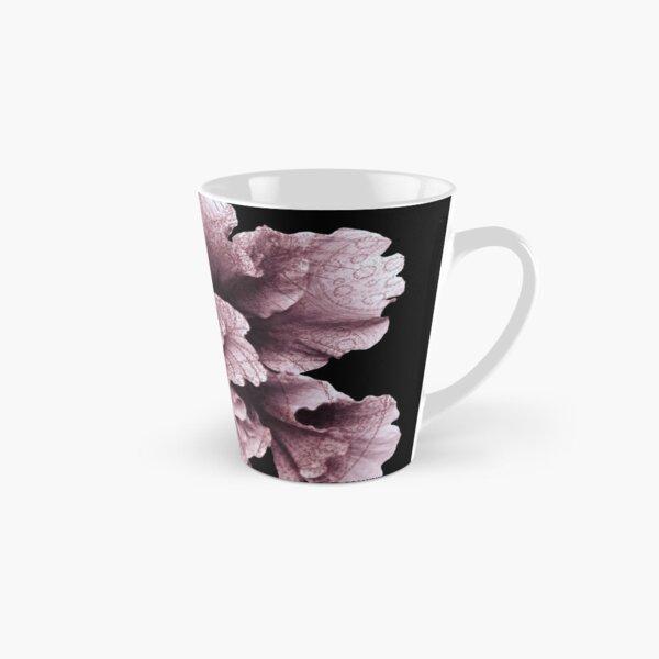 Flower Home Decor-Annais Pink Flower Tall Mug