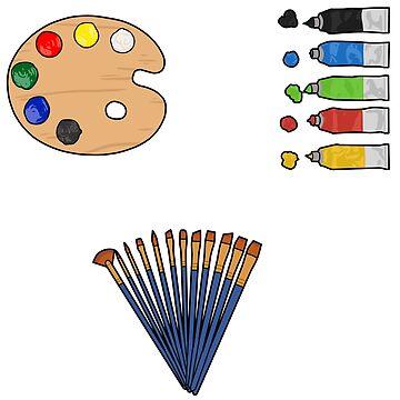 painting kit by daisy-sock