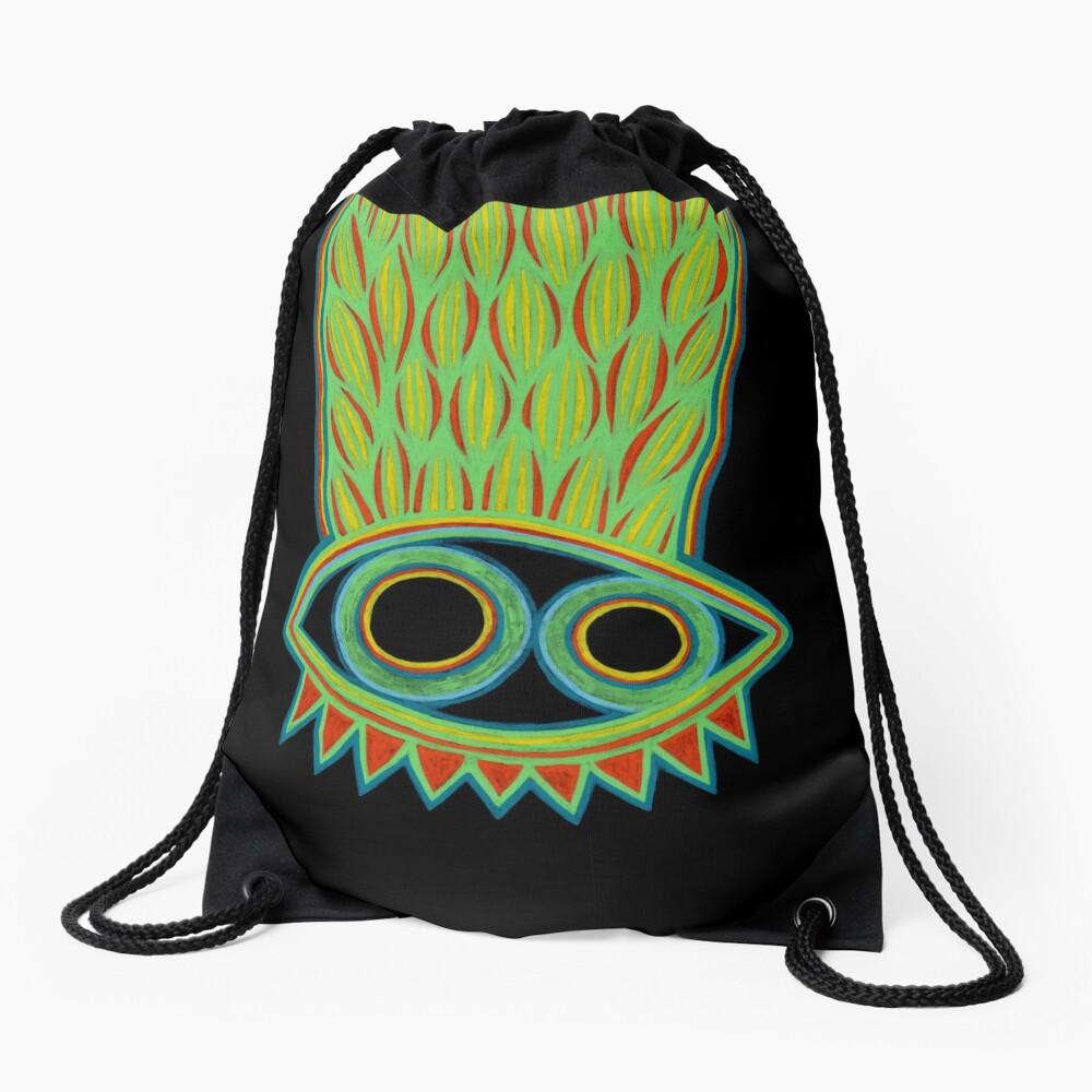 Hypnosis Drawstring Bag