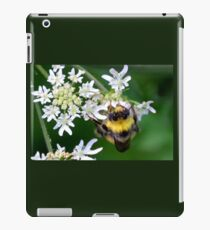 Fuzzy Bee........ iPad Case/Skin