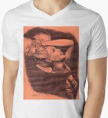 Glamorous Men's V-Neck T-Shirt