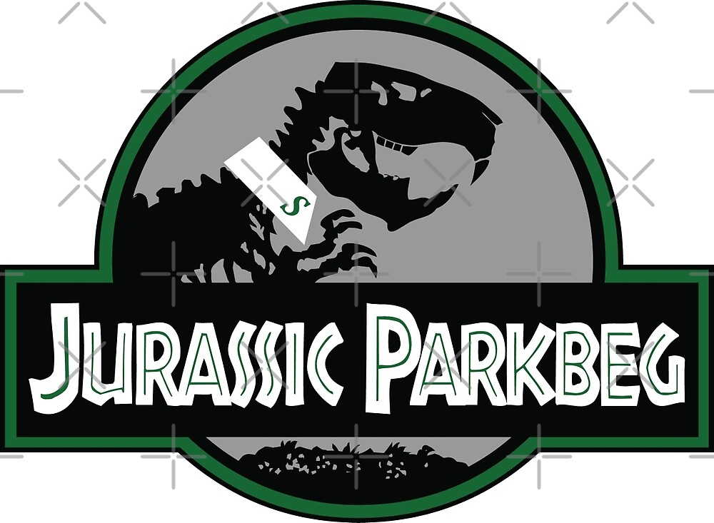 Jurassic Parkbeg by madeinsask
