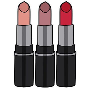 lipstick by daisy-sock