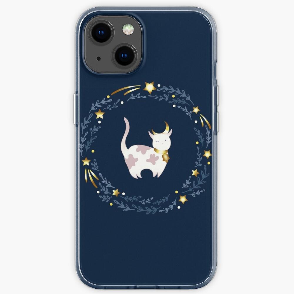 Zodiac cat - Taurus iPhone Case