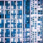 Urban Sprawl Vancouver Grid by neptuneimages