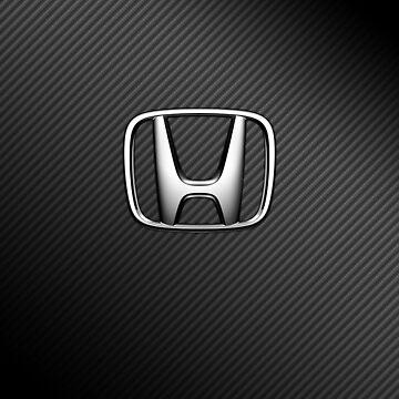 Honda Carbon Fiber  by roccoyou