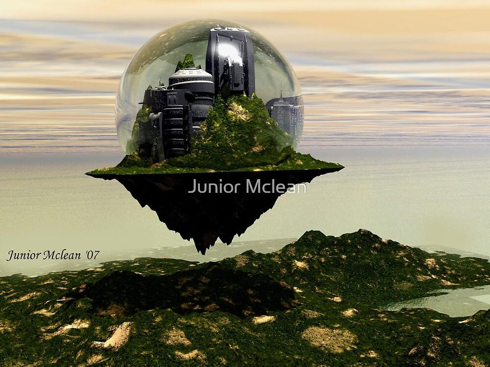 Scientific Solitude  by Junior Mclean