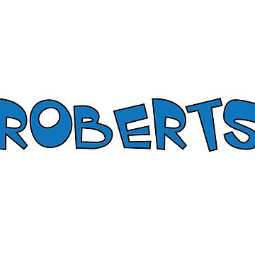 Roberts by Obercostyle