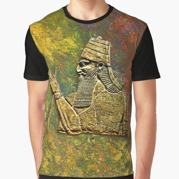 THe Assyrian King Graphic T-Shirt