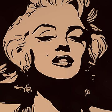 Marilyn revisited [pop art edition 2] by Escarpatte
