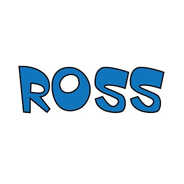 Ross by Obercostyle