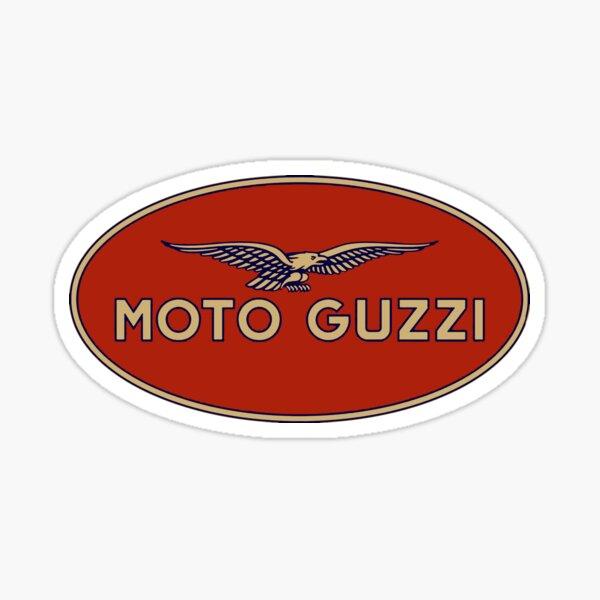 Moto Guzzi Motos Sticker