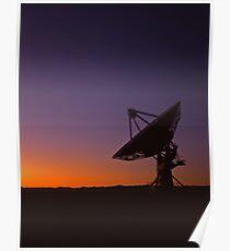 Radio Telescope #1 Poster
