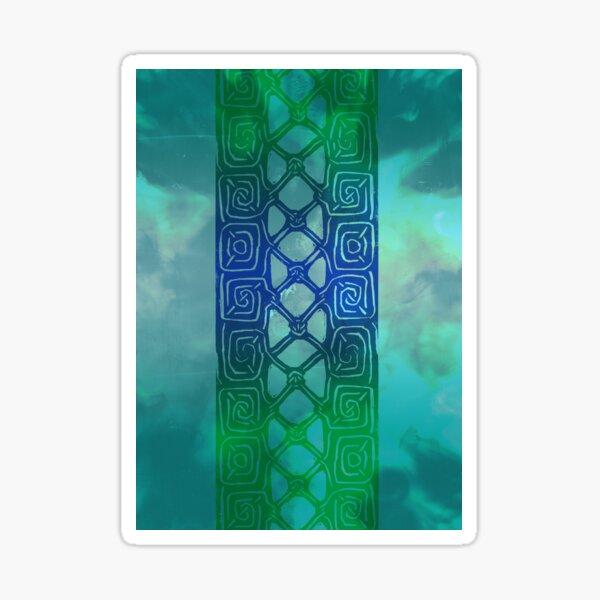Celtic Band Sticker