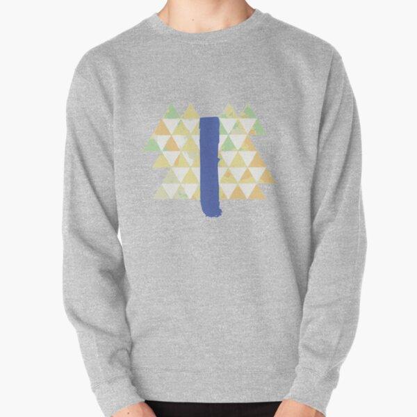 Blue Slide Park Pullover Sweatshirt