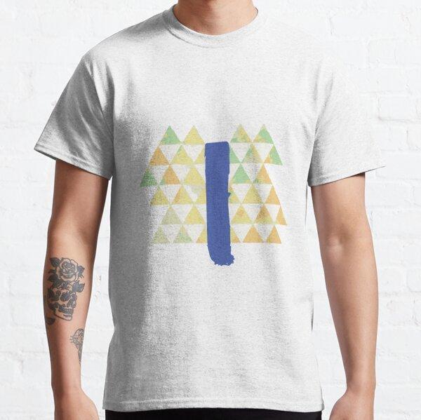 Blue Slide Park Camiseta clásica
