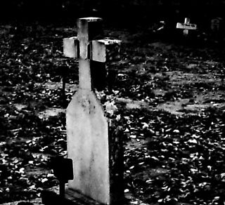 Death Kindly Stopped for me.  by MoldSaint