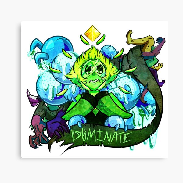 Dominate Canvas Print