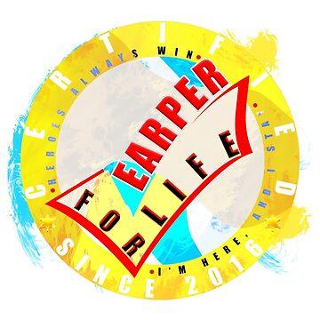 Earper for life by Merbie