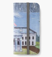 Climate Change - Sea Level Rise iPhone Wallet/Case/Skin