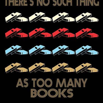 Books Retro Vintage 1970's Style by funnyguy