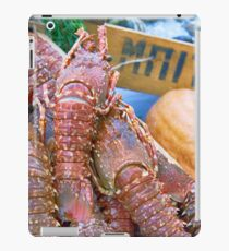 Spiny Lobsters iPad Case/Skin