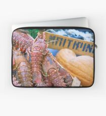 Spiny Lobsters Laptop Sleeve