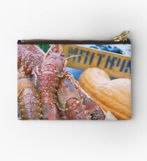 Spiny Lobsters Studio Pouch