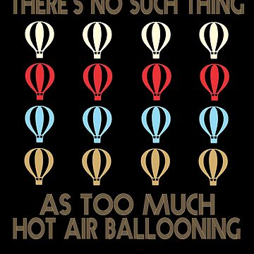 Ballooning Retro Vintage 1970's Style by funnyguy