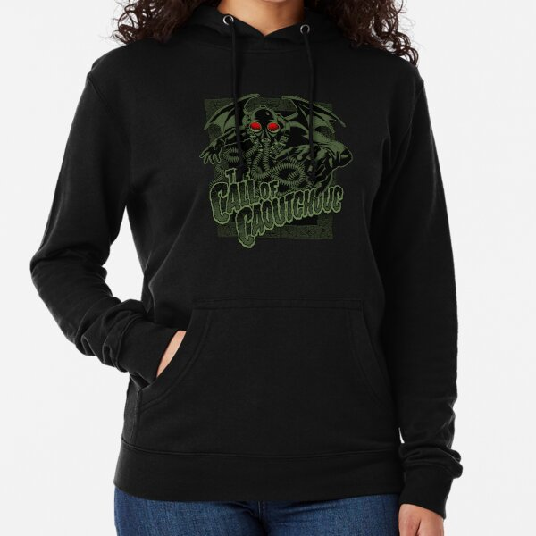 The Call of Caoutchouc - Color Lightweight Hoodie