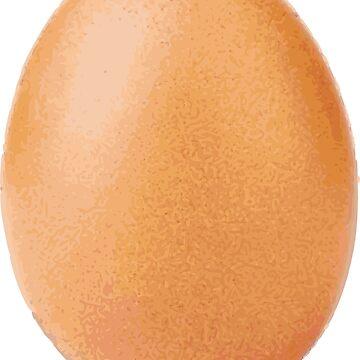 EGG INSTAGRAM World Record Egg MOST LIKED POST by BattleRoyaleFan