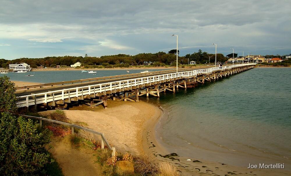 Barwon Heads Bridge,Bellarine Peninsula by Joe Mortelliti
