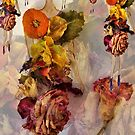 Floral Fantasy Fashion Collage by IvanaKada