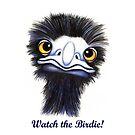 Watch the Birdie by Margaret Sanderson