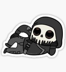 Dead By Daylight - Legion (Joey) - Pop Team Epic Artstyle Sticker