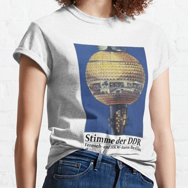 Voice of the DDR Classic T-Shirt