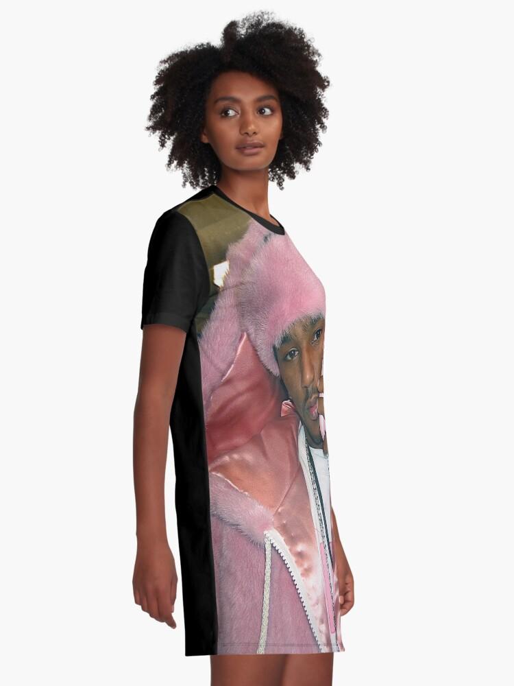 Alternative Ansicht von Killa Cam T-Shirt Kleid