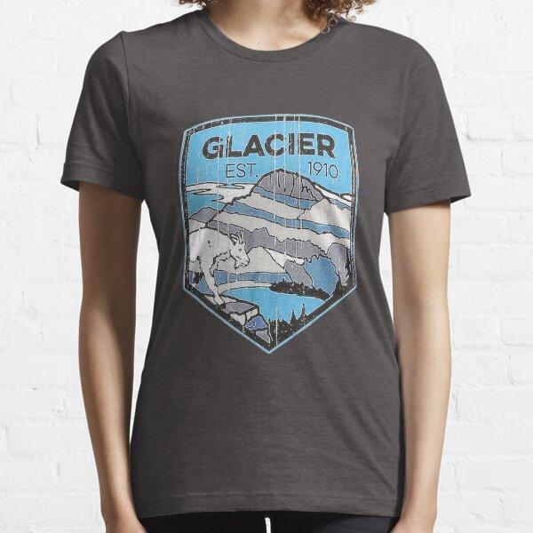 Gletscher-Nationalpark Essential T-Shirt