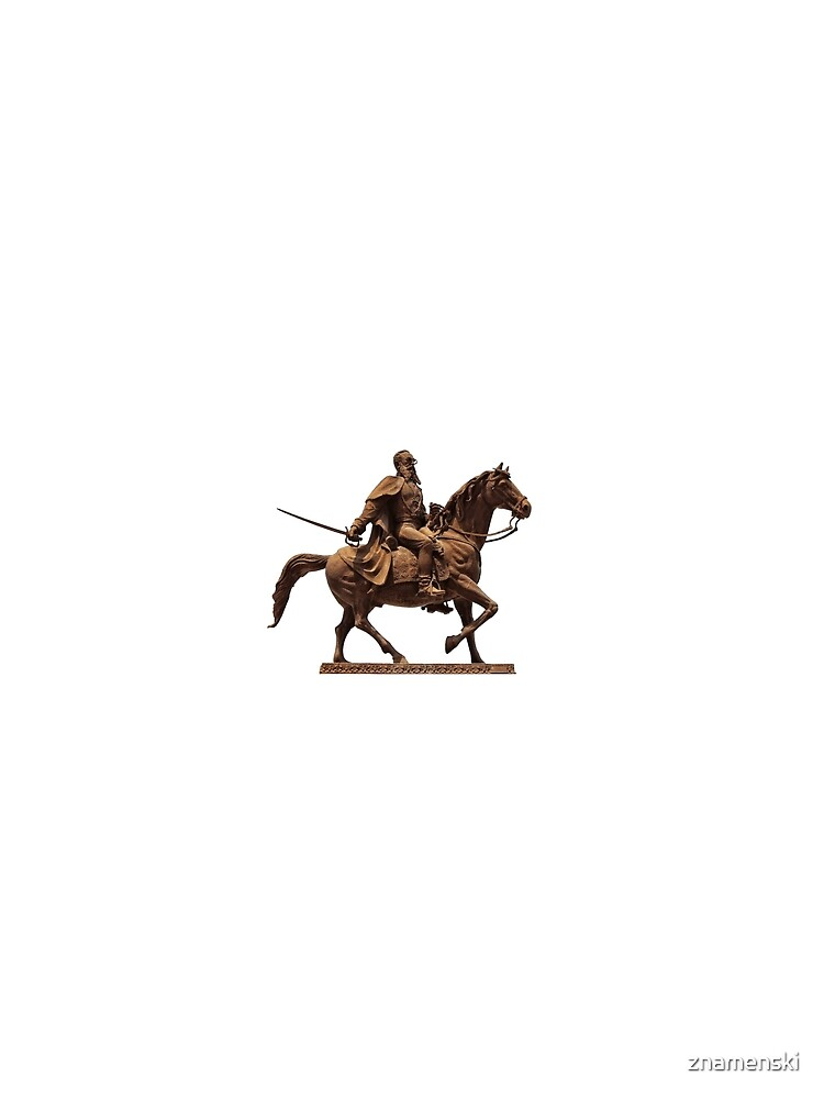 #sculpture, #cavalry, #statue, #mammal, #art, metalwork, ancient, horizontal, color image, sitting, horse, equestrian event, day, old, animal by znamenski