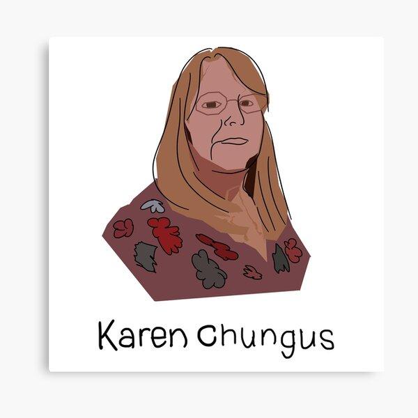 Karen Chungus Canvas Print